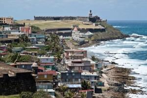 La Perla, San Juan, Puerto Rico, USA