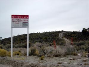 Area 51, Nevada, U.S.A