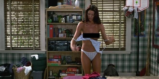 Shannon Elizabeth Naked In American Pie 103