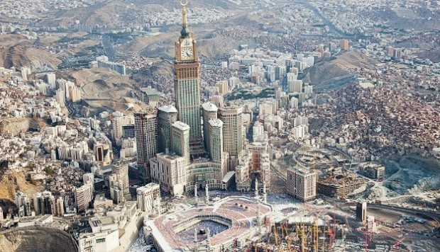 Makkah Royal Clock Tower Hotel (MAKKAH, SAUDI ARABIA)