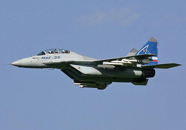 Mig 35 (Russia)