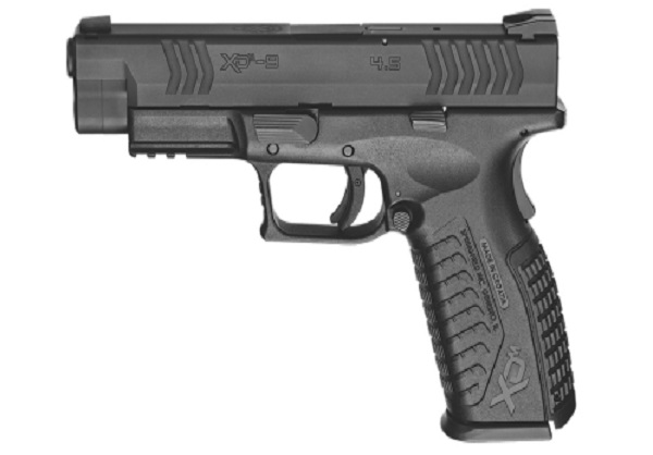 The Springfield XD- 45