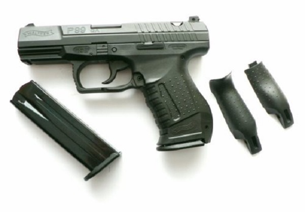 The Walther P99 AS610