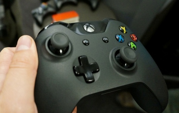 The Xbox One Controller is Familiar, but Newer